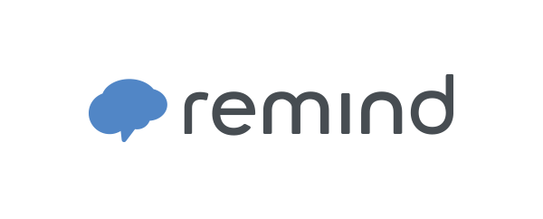 A Remind logo from public download logo package. Copyright held by Remind.
