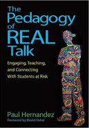 The cover of The Pedagogy of Real Talk